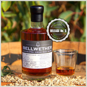 BELLWETHER WHISKY – Release No 5 (350ml)